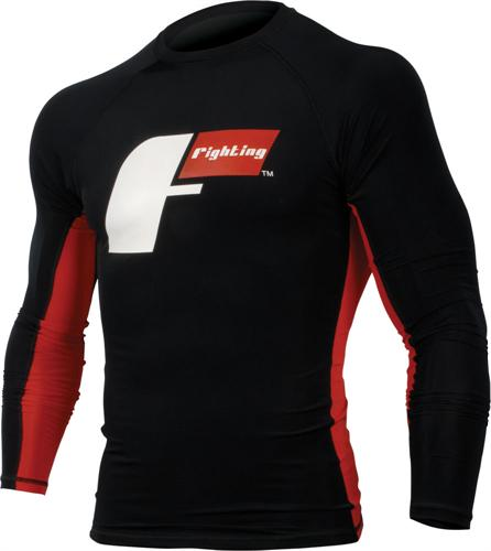 Fighting Sports Fighting Sports Power-Flex Pro Rash Guard Long Sleeve